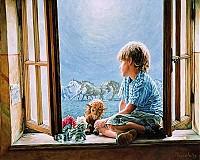 Obrazy - Reprodukcia - Koníčky - 2262561
