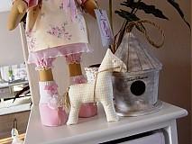 Bábiky - Dorotka s koníkom - 2266088