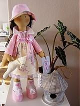 Bábiky - Dorotka s koníkom - 2266096