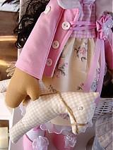 Bábiky - Dorotka s koníkom - 2266108