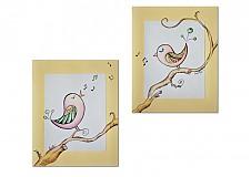 Obrazy - Vtáčia pieseň - 2268553