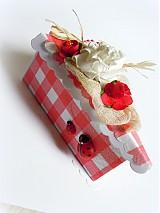 Papiernictvo - Koláčik Červenej čiapočky - 2271979