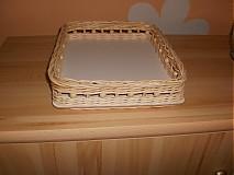 Košíky - Košíček s korálkami - 2279462