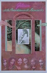 Obrazy - Reprodukcia - Fotka z rodinného albumu v Galérii Leonardových madon - 2289420