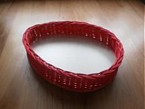 Košíky - Červené vajíčko - 2294274