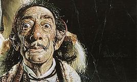 Obrazy - Reprodukcia - Našiel som slona Salvadora Dalího - 2299637