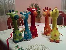 Hračky - Zirafule - na objednavku - 2304821