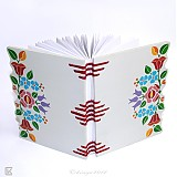 Papiernictvo - Zápisník- folk, biely2 - 2313923