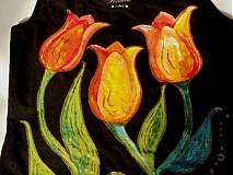 Tričká - Tri korunky-tajomstvo tulipánov - 2328762