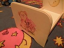 Hračky - Postieľka pre bábiky - 2330853