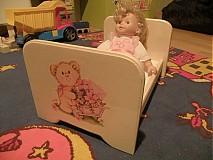 Hračky - Postieľka pre bábiky - 2330854