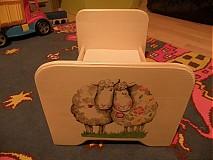 Hračky - Postieľka pre bábiky - 2330870