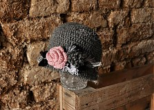 Čiapky - klobucik - 2331023