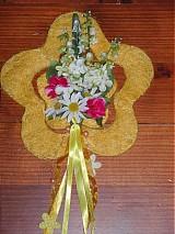 Dekorácie - Žltý jarný kvietok - 2336435