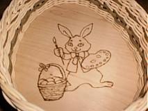 Košíky - Vajíčko so zajačikom 2 - 2337328