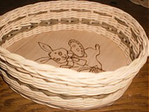Košíky - Vajíčko so zajačikom 2 - 2337340