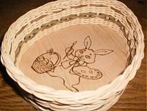 Košíky - Vajíčko so zajačikom 2 - 2337341