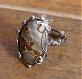 - Bodkovaný prsteň - 2339543