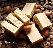 Drobnosti - Mandľové mydlo s kozím mliekom - 2343646
