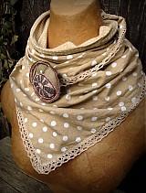 Šatky - Šátek Malý a velký punťa  - 2346648