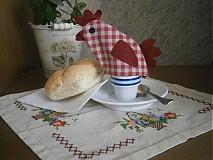 Úžitkový textil - raňajky u babičky - 2357714