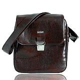 Tašky - Iron Man no. 1 Dark Brown - 2366905