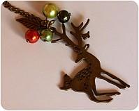 Náhrdelníky - Oh my deer  - 2368189