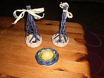 Dekorácie - Minikošíček na kraslice - 2368779