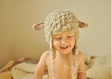 Detské čiapky - ovecka - 2373711