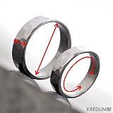 Prstene - Zkušební prsten - měrka na míru - 2374512