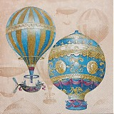 Papier - Balloon cream - Balóny - 2377101