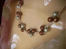 uzlíkový náhrdelník