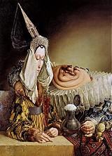 - Reprodukcia - Príbeh slečny Gotiky a pána Baroka - 2378513