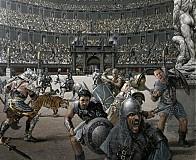 Obrazy - Reprodukcia - Gladiátor - 2381080