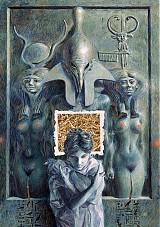 Obrazy - Reprodukcia - Stalo sa to v Egypte - 2381854