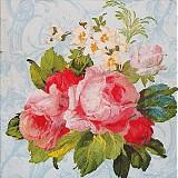 Papier - Beauty Rose - 2385184
