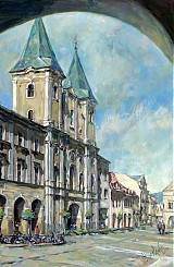 Obrazy - Hometown, Sirotársky kostol - 2390904