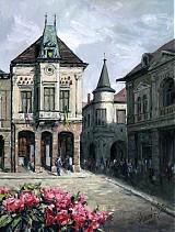 Obrazy - Hometown, Radnica - 2392500