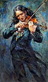 Obrazy - Reprodukcia - Paganini - 2396923