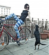 Nohavice - Blue Bikes - 2400885