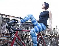 Nohavice - Blue Bikes - 2400886