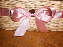 Košíky - Srdiečko ružovučké - 2403049