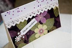 Papiernictvo - Pohľadnica Všetko najlepšie... - 2403677