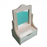 Polotovary - Toaletka so zrkadlom - 2406197
