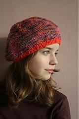 Kurzy - Návod na čepici, baret** - 2413575