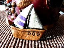 - Magnetka loďka - 2415018