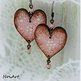 Náušnice - rose - 2424466