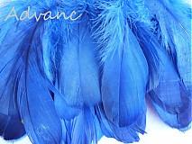 Suroviny - Kačacie modrá tmavá R5 - 2431591