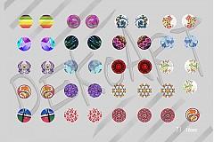 Motívy na šperky č. 23- akcia na všetky 4+1 zdarma