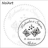 Papiernictvo - Svadobné razítko 13 - 2446076